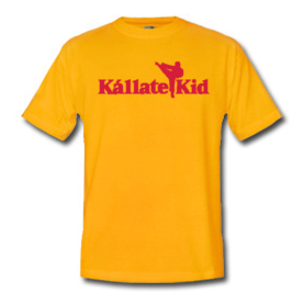 Camiseta Kállate Kid