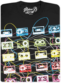 tapes camiseta