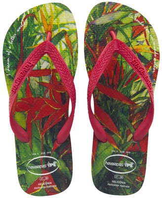 Chanclas Havaianas solidarias
