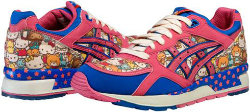 Tenis de Hello Kitty