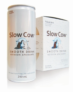 Slow Cow, bebida relajante