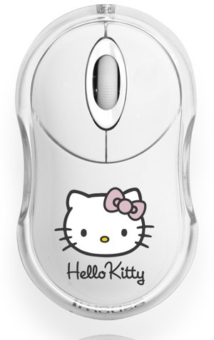 Ratón Hello Kitty de Memtec