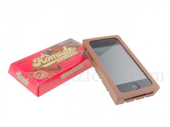 Funda de chocolate para tu iPhone