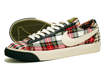 Zapatillas Nike Plaid para ellas