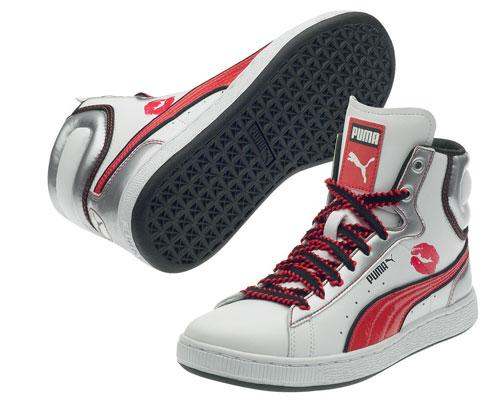 Zapatillas Puma First Round Kiss
