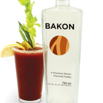 Vodka con sabor a bacon