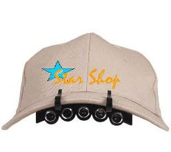 Dispositivos Led para gorras