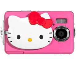 Cámara de fotos Hello Kitty Ingo