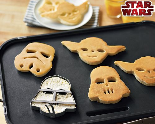 Moldes de Star Wars