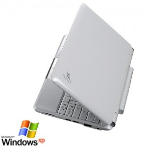 Foto de Netbook 8,9 blanco, Asus Eee PC904HA