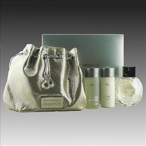 Set de regalo Emporio Diamonds