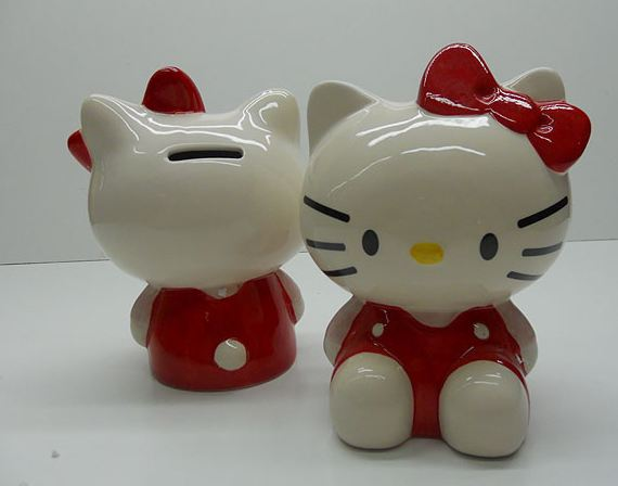 Foto de Hucha de Hello Kitty