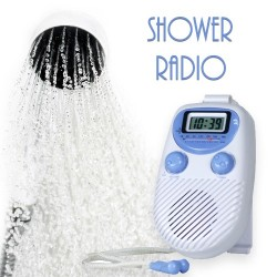 Radio ducha Splash