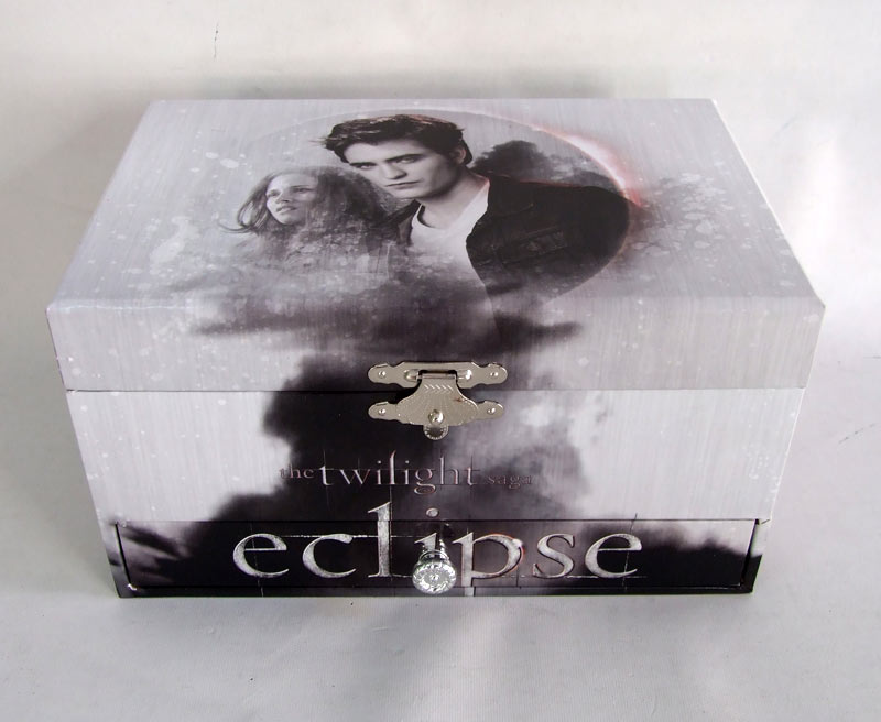 Joyero musical de Eclipse, regalos de San Valentn