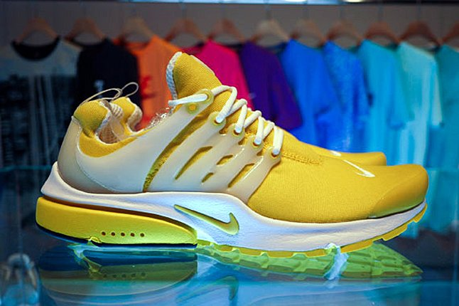 Nike Air Presto, nuevas zapatillas de Nike