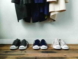 Converse y The Mackintosh se unen para las zapatillas Jack Purcell