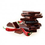 Chocolates con sabor a chile