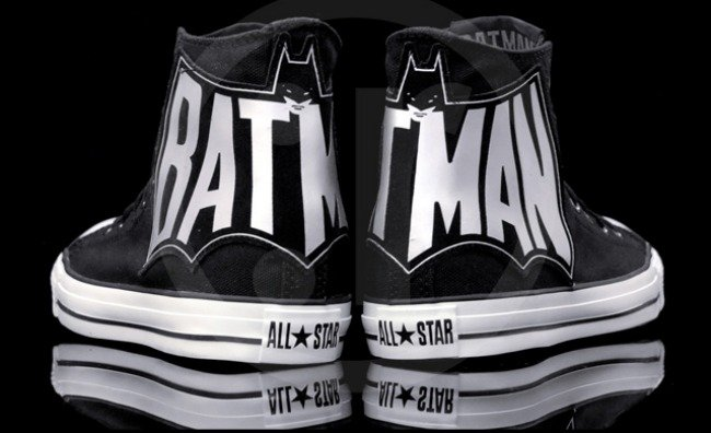 Converse hace un homenaje a Batman