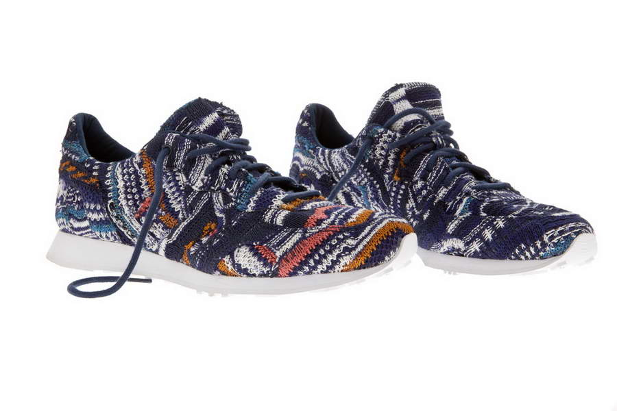 Las nuevas Converse de Missoni 