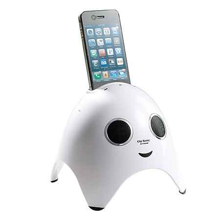Altavoces fantasmas para tu iPhone o iPod