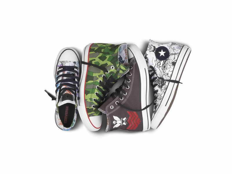 Foto de Zapatillas Chuck Taylor Gorillaz Collection