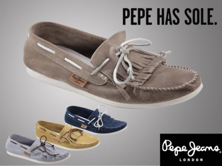 Zapatos deportivos Pepe Jeans
