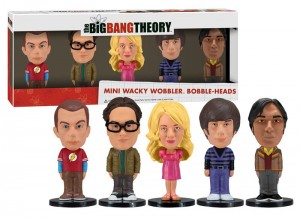 Cabezones de la serie The Big Bang Theory