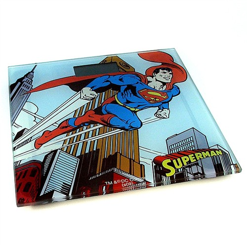 Báscula digital de superman