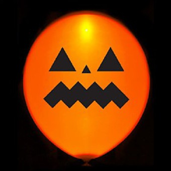 "Globos luminosos ""Illooms"" para Halloween"