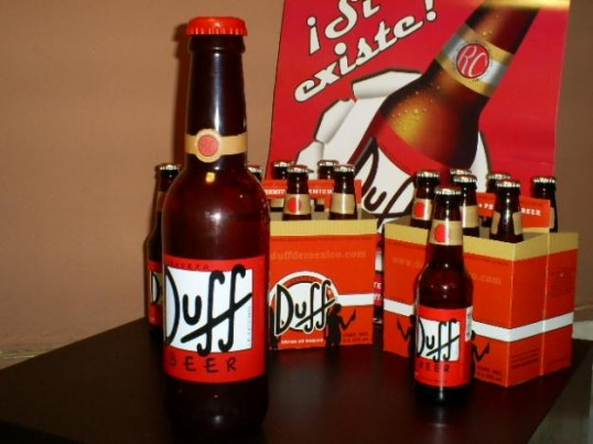 Cerveza Duff