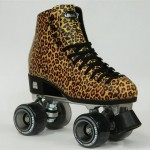 Patines estilo retro tipo quad