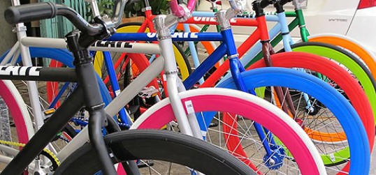 Bicicletas personalizadas