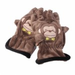 Guantes de monitos USB