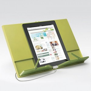 Atril para libros e iPad Cookbook