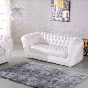 Sofá hinchacle Chesterfield