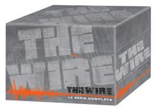 Pack de la serie The Wire (bajo escucha)