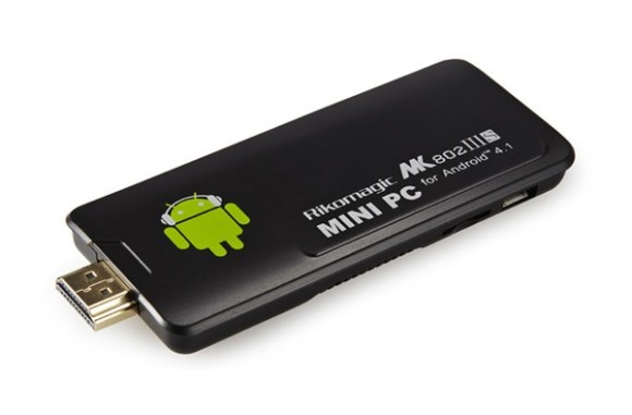 Transforma tu televisor con el mini PC Smart TV Android 4.1