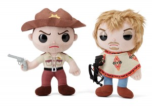 Peluches SD de The Walking Dead