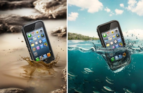 Protege tu iPhone con la  Funda Lifeproof Frë