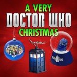 "Un ""set"" navideño de Doctor Who"
