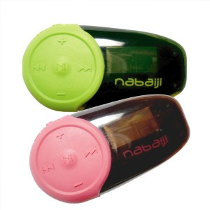 Nabaiji MP3 sumergible