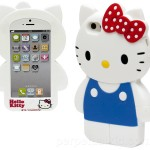 Una funda para el iPhone de Hello Kitty
