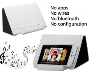 Altavoz wireless para tu iPhone
