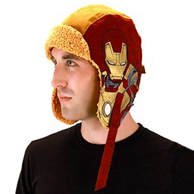 Gorro de aviador de Iron Man  1