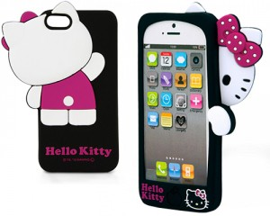 Funda para tu iPhone y que esconde a Hello Kitty