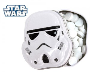 Pastillas refrescantes de Star Wars