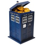 Bote de galletas de Doctor Who