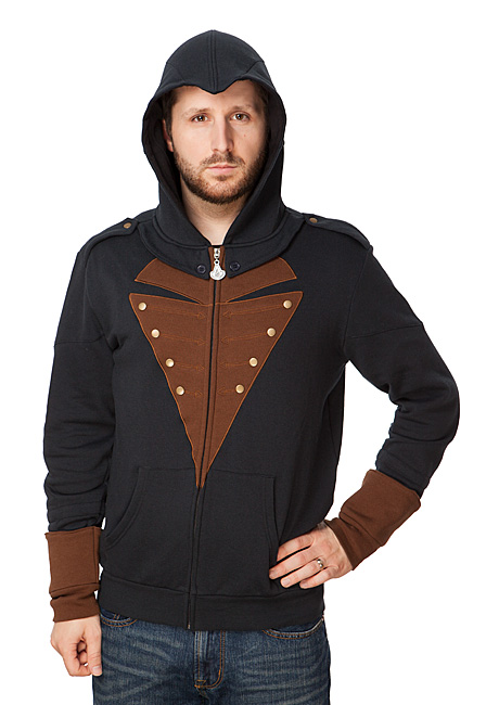 Abrígate con esta campera de Assassin's Creed